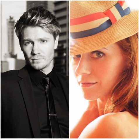 Chad Michael Murray and Hilarie Burton are among the 12 'One Tree Hill' actors set to appear during Beth Crookham's 'Inside OTH' convention later this month. Courtesy photos.