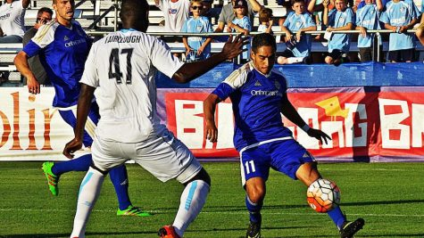 Wilmington fell to 0-5-1 in their last six matches on Saturday. Photo courtesy- Charlotte Independence.