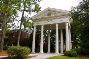 The University of North Carolina - Wilmington (UNCW). Photo by Hannah Leyva.