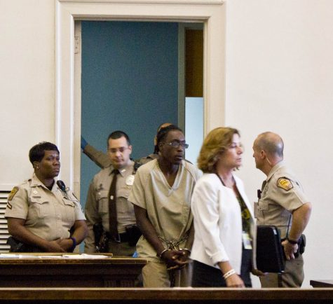 Tevin Vann made his first court appearance Wednesday.