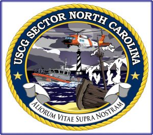 U.S. Coast Guard Sector North Carolina Seal