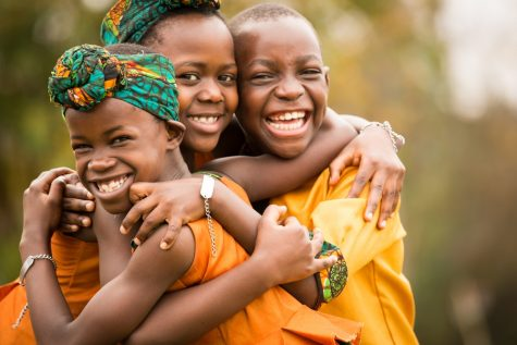 Members of the African Children's Choir. Photo by Shutter Sweet Photography.