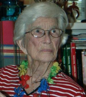 Alma Rooks Benson