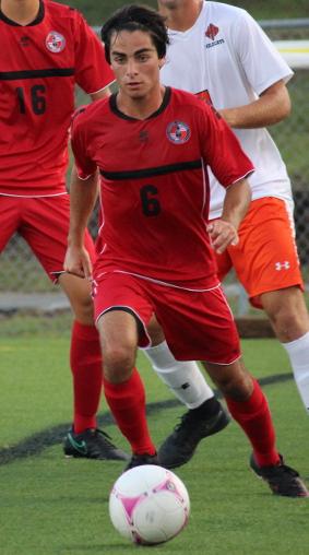 The Coastal Christian soccer team came up short on Saturday.
