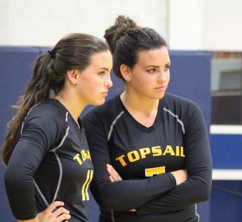 Selena Biele, left, and Angelica Biele.