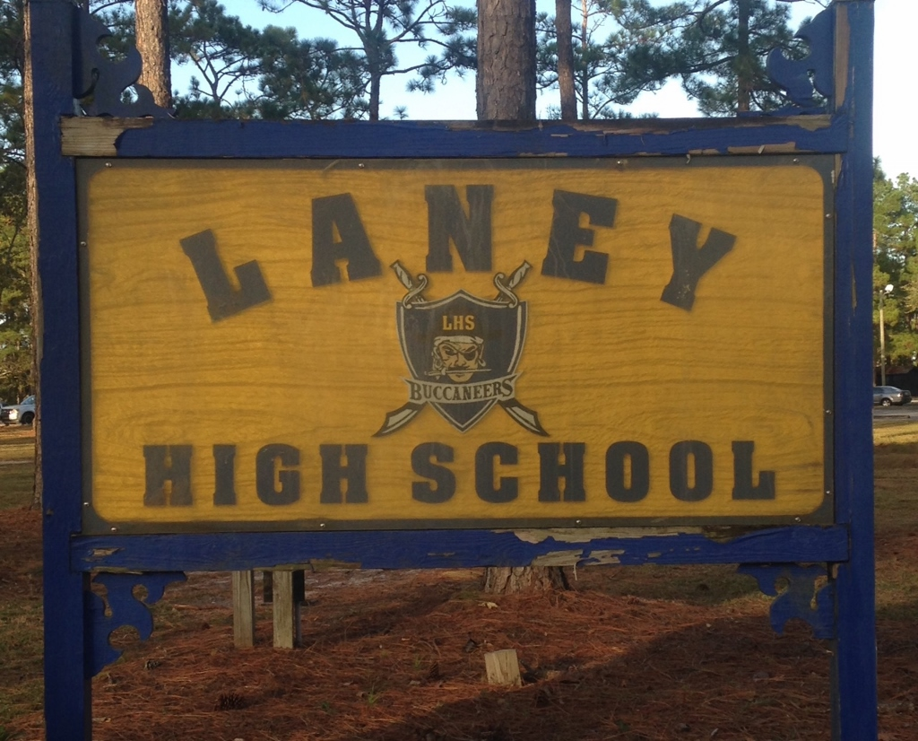 Former students and parents of former students from Laney High School say they've been reporting teacher misconduct to Dr. Rick Holliday, former Laney principal and current deputy superintendent for 20 years. (Port City Daily photo / File)