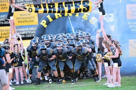 Topsail pulled out a comeback win on Thursday. Photo courtesy- Dennis Peterson.