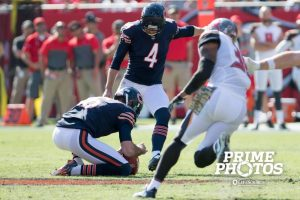 Connor Barth. Photo courtesy- Chicago Bears