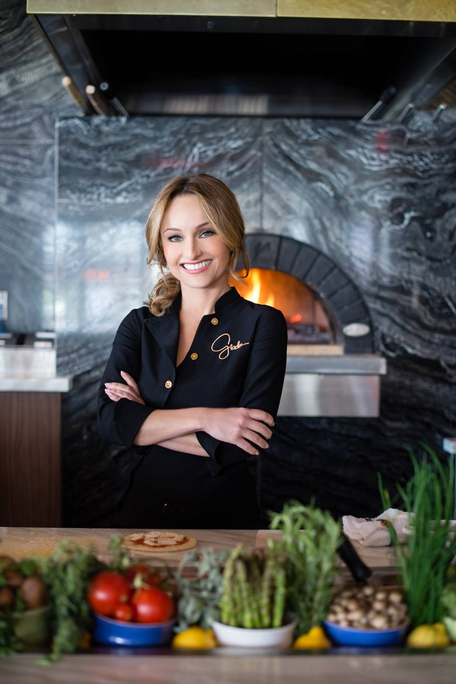 Celebrity Chef Giada De Laurentiis will be in Wilmington in January as part of a fundraiser for the Girls Leadership Academy of Wilmington.