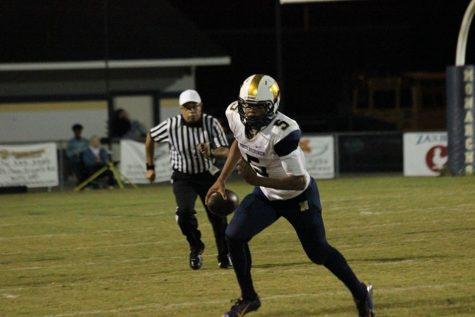 North Brunswick dropped a road game at East Duplin on Friday. Photo courtesy- Cape Fear Photography.