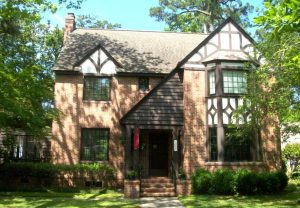The Swart-Mathis house located at 314 Colonial Drive, where this years Post Thanksgiving Tour will be hosted. (Courtesy: Historic Wilmington Foundation)