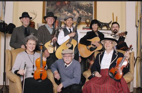 Masonboro Parlor will be among the entertainers at the Holiday Open House. Courtesy photo.