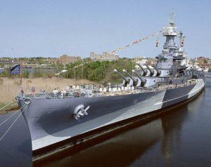 battleship-bow-view