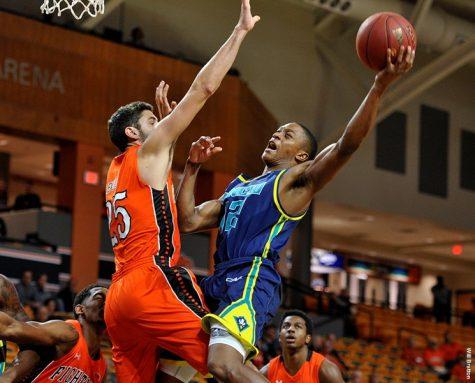 CJ Bryce. Photo courtesy- UNCW Sports