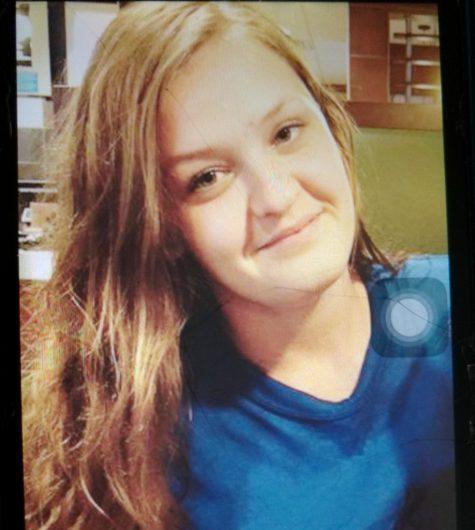 Cassie Garrett went missing from New Hanover High School on Monday. (Courtesy photo.)