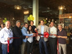 Farmin' on Front cuts the ribbon of its new store in Downtown Wilmington.