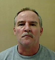 Stacey Brown prison mug shot.