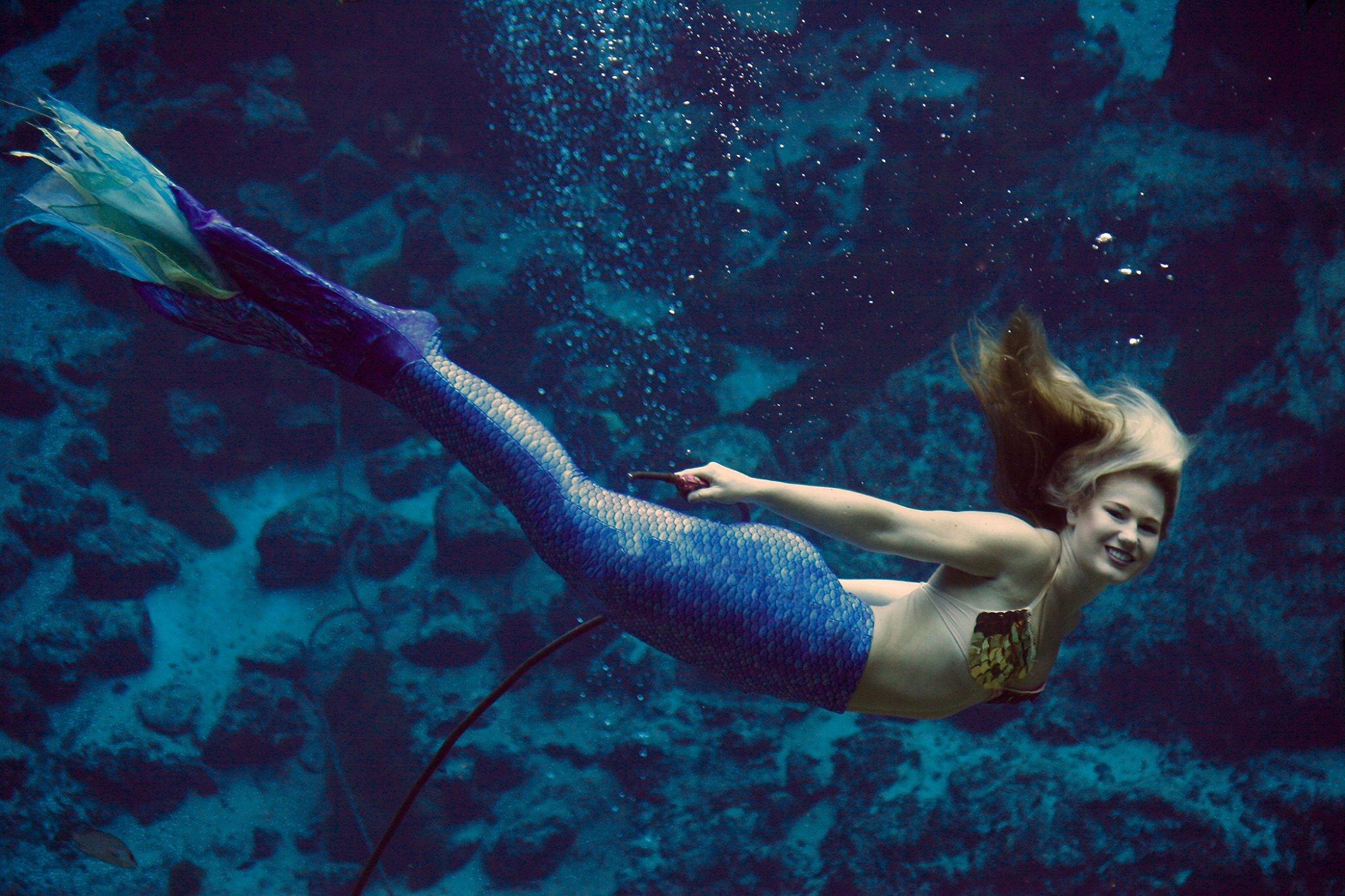 mermaids set to take over the north carolina aquarium at fort fisher