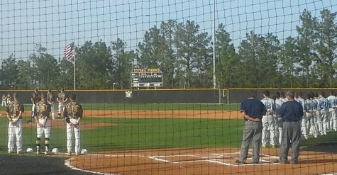 The American Legion released its expectations for baseball teams during the playing of the national anthem.
