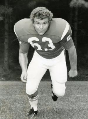 Bill Yoest. Photo courtesy- North Carolina State University.