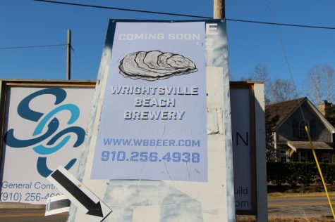 The Wrightsville Beach Brewery, a long time in the making, should be open in the next two weeks, according to owner Jud Watkins.