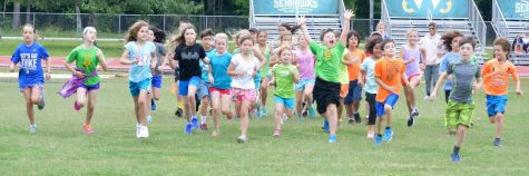 Kids Run the Nation Wilmington will begin its winter session on Tuesday, Jan. 17. Photo courtesy- Kids Run The Nation.