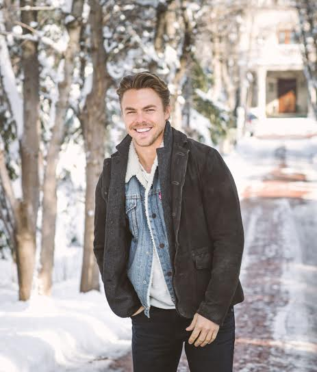 Derek Hough, from Dancing With The Stars.