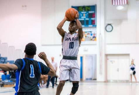 Cape Fear Community College is off to a 15-2 start this season. Photo courtesy- GoSeaDevils.com
