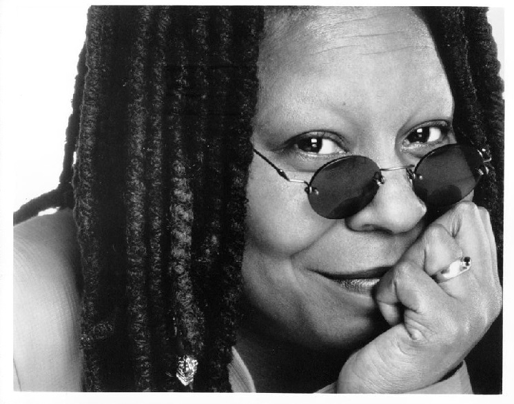 Whoopi Goldberg will be at the Wilson Center at Cape Fear Community College in June (photo courtesy of Cape Fear Community College)..