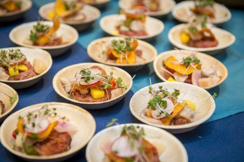 Feast Down East food