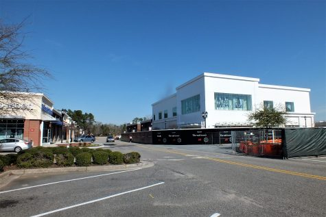 H&M is opening next week in Mayfair Town Center.