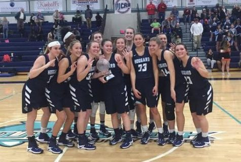 Hoggard made it three tournament titles in a row. Photo courtesy- Will Hutchinson.