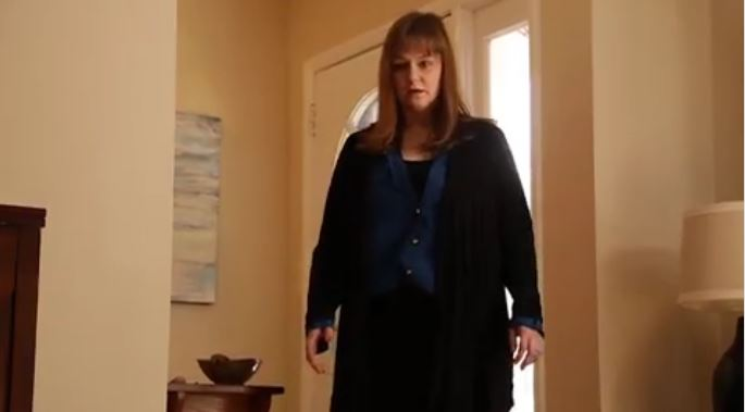 """Cape Fear Dogma's first film stars Christy Grantham, who appeared in """"Revolution,"""" """"Under the Dome"""" and """"Sleepy Hollow"""" on NBC, CBS and FOX. (Photo courtesy Cape Fear Dogma)"""