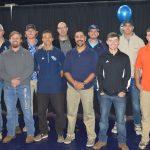 Roman Gabriel III and Brunswick COommunity College baseball team