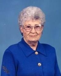 Elsie May Reeves Wolfe