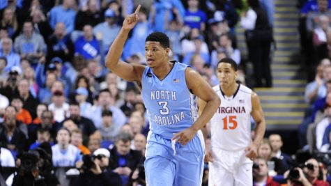 Kennedy Meeks will be among the five players from North Carolina on the tour. Photo courtesy- UNC Athletics.