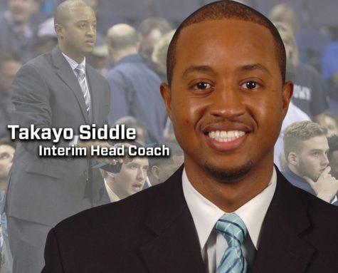Takayo Siddle. Photo courtesy- UNCW Sports.