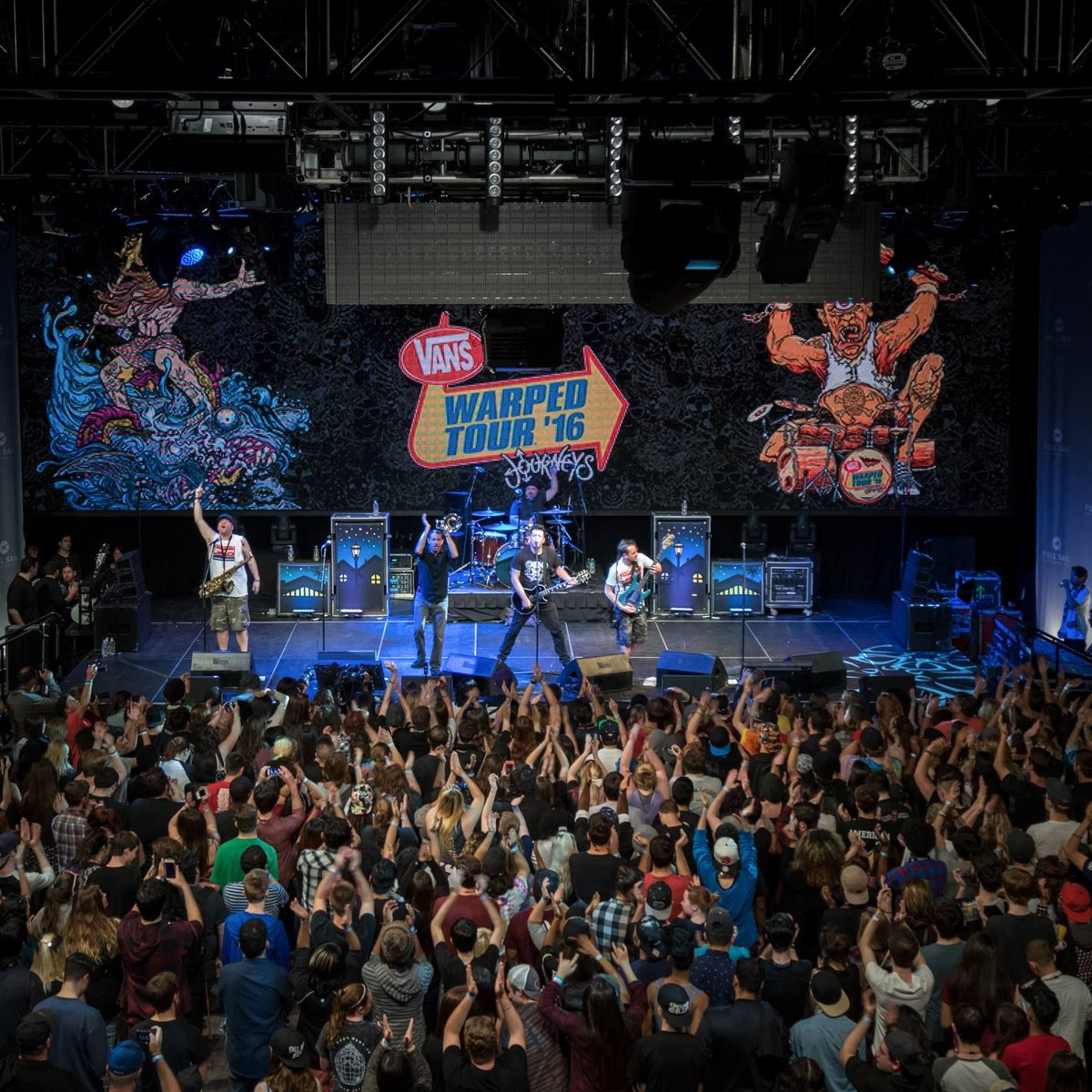 Vans Warped Tour is coming to Wilmington on July 4