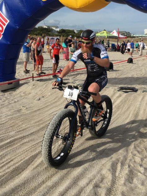 Robert Marion, 2016 Champion, returns to Wrightsville Beach this weekend. Photo courtesy of Robert Butler.