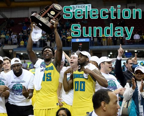 UNCW will find out its fate for this year's NCAA Tournament on Sunday. Photo courtesy- UNCW sports.
