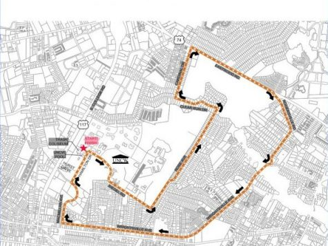 Possible traffic delays Saay around UNCW campus for ... on appalachian state university campus map, georgia campus map, unc chapel hill campus map, hawaii campus map, uncg campus map, charlotte campus map, east carolina university campus map, maine campus map, unc wilmington campus map, ge campus map, north carolina state campus map, florida campus map, delaware state university campus map, wilmington university campus map, maryland campus map, uncc campus map, ppd campus map, unca campus map, uncp campus map, navy campus map,
