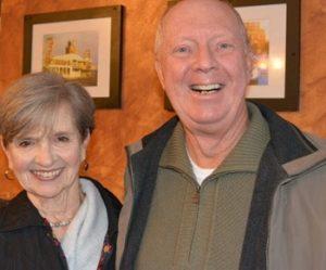 Ann and Greg Jensen