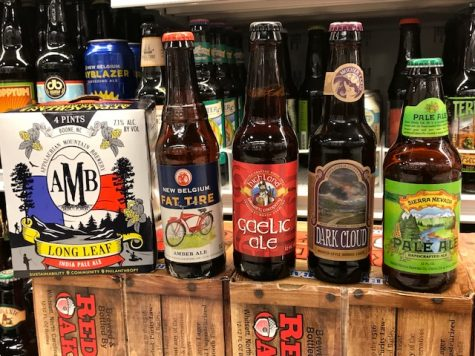 Five North Carolina breweries that are working to be environmentally friendly. (Port City Daily photo / BENJAMIN SCHACHTMAN)