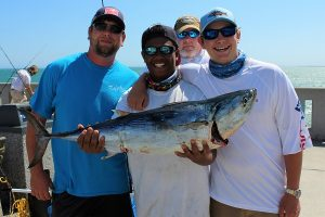 Going fishing? Check out what's biting off Cape Fear piers