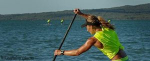 Top Womans SUP Athlete, Annabel Anderson