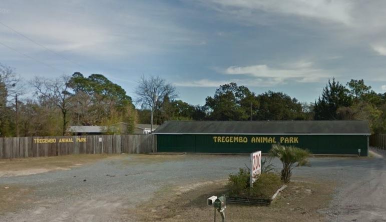 Tregembo Zoo
