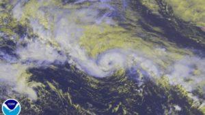 Tropical Storm Arlene 2