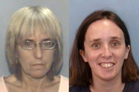 Eva Jo Jones and, her daughter, Tiffany Renee Cartwright, were found dead in a burnt building in Columbus County. (Photos courtesy of the Wilmington Police Department.
