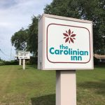 The Carolinian Inn on Market Street has been targeted by the district attorney and Wilmington Police as a nuisance hotel. (Port City Daily photo/BEN SCHACHTMAN)
