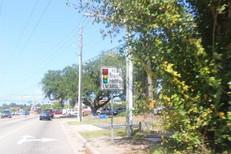 Red light cameras in Wilmington — more than meets the eye